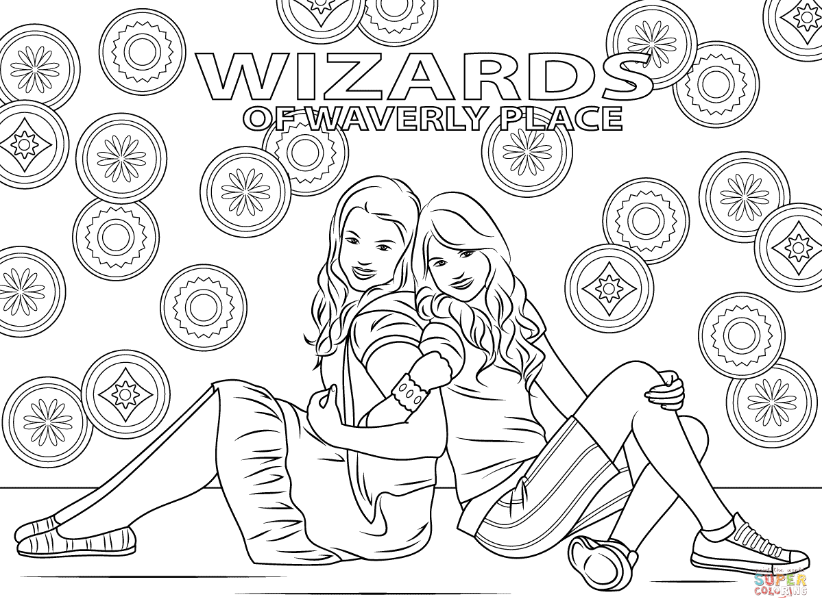 Place coloring #10, Download drawings