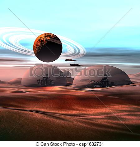 Planetscape clipart #5, Download drawings