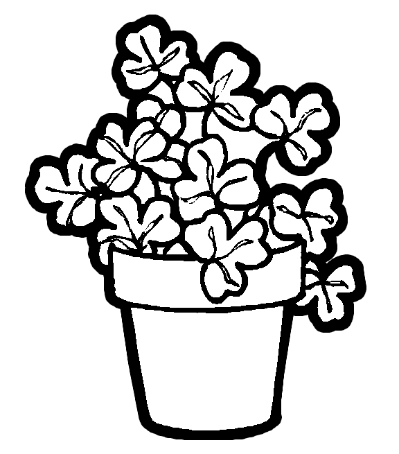 plants coloring pages - photo#34