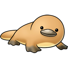 Platypus clipart #12, Download drawings