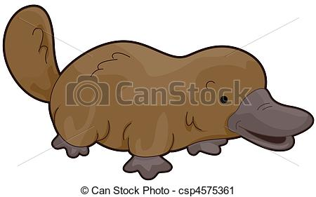 Platypus clipart #15, Download drawings
