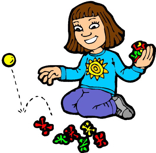 Playing clipart #6, Download drawings