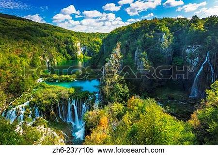Plitvice Lake clipart #6, Download drawings