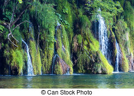 Plitvice Lake clipart #11, Download drawings