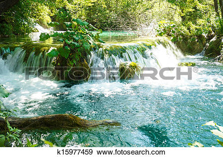 Plitvice Lake clipart #2, Download drawings