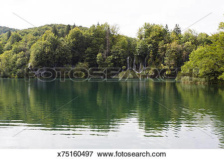 Plitvice Lake clipart #10, Download drawings