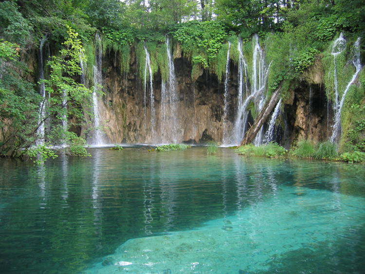 Plitvice coloring #19, Download drawings