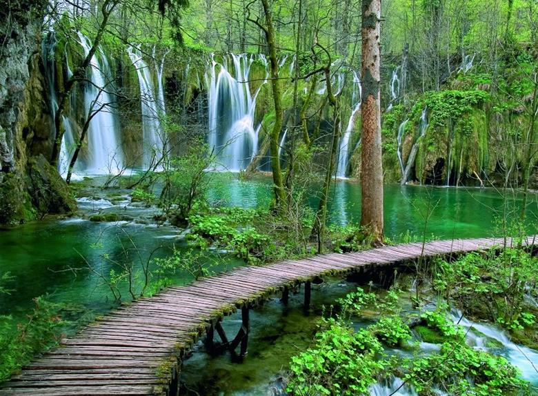 Plitvice coloring #7, Download drawings