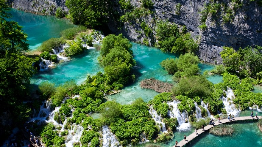 Plitvice coloring #13, Download drawings