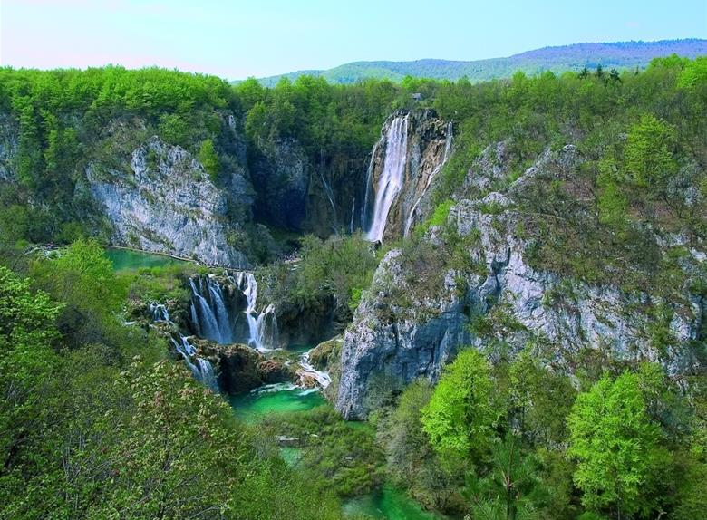 Plitvice coloring #11, Download drawings