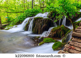 Plitvice clipart #4, Download drawings