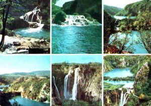 Plitvice coloring #15, Download drawings