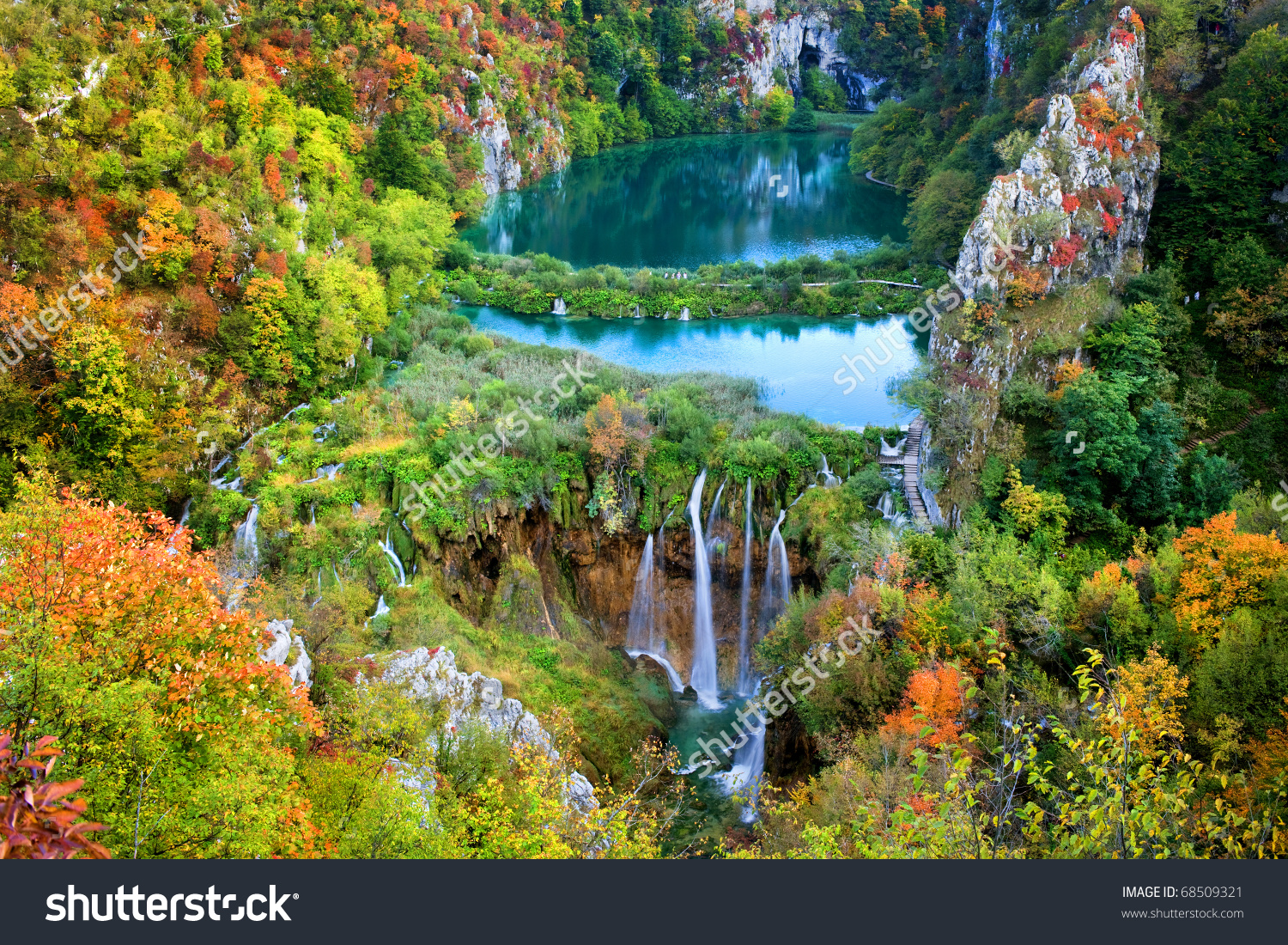 Plitvice Lakes National Park clipart #13, Download drawings
