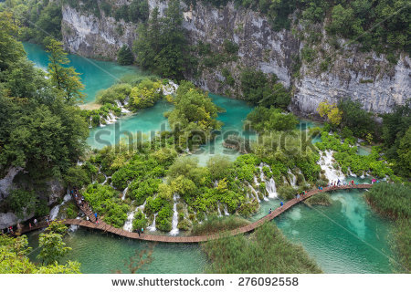 Plitvice Lakes National Park clipart #10, Download drawings