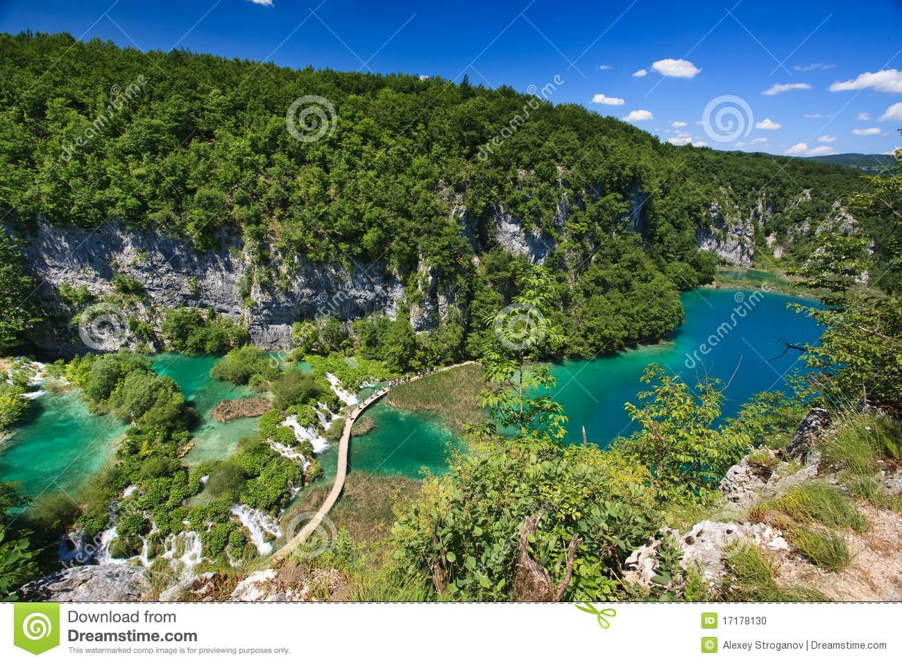 Plitvice Lake National Park clipart, Download Plitvice ...