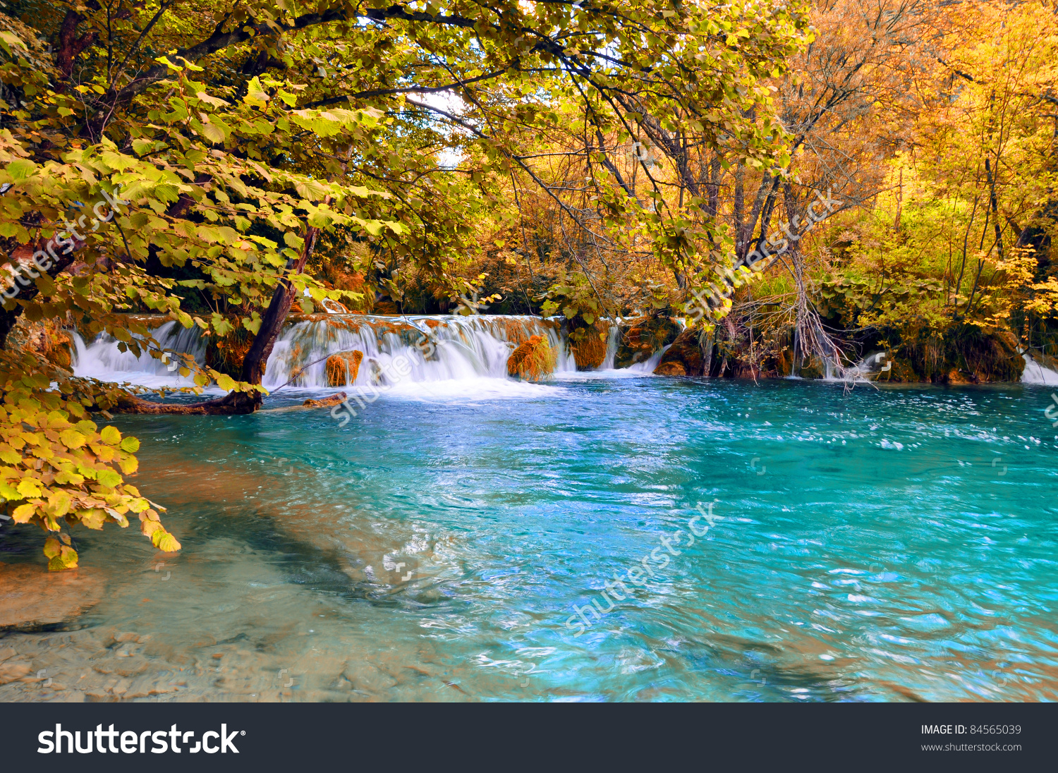 Plitvice Lakes National Park clipart #5, Download drawings