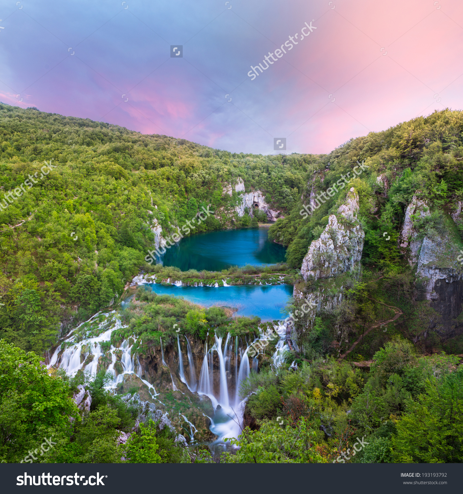 Plitvice Lakes National Park clipart #11, Download drawings