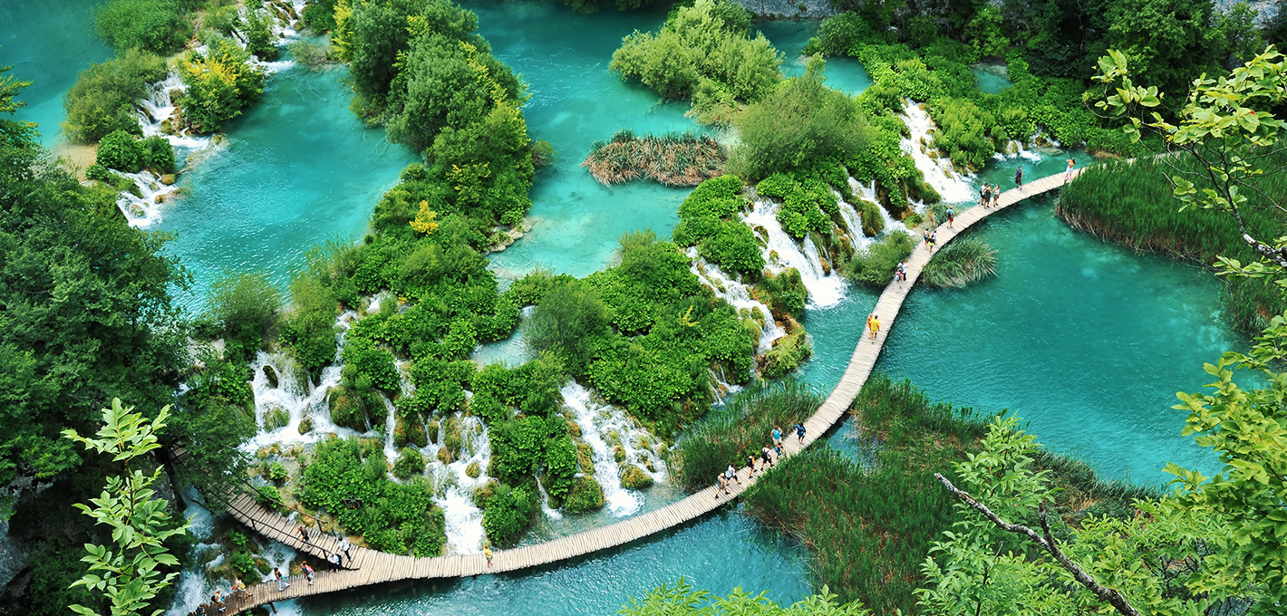 Plitvice coloring #1, Download drawings
