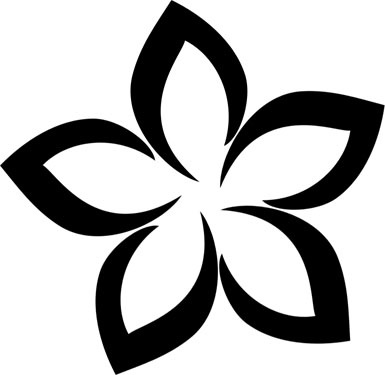 Plumeria clipart #14, Download drawings