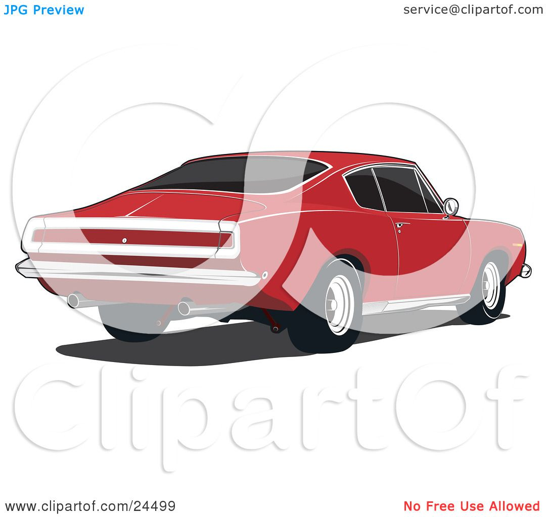 Plymouth Barracuda clipart #6, Download drawings