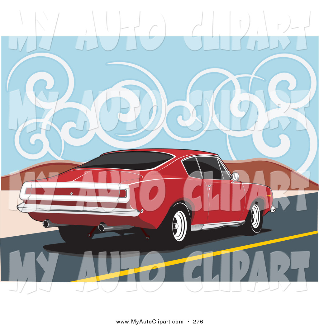 Plymouth Barracuda clipart #11, Download drawings