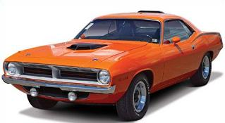 Plymouth Barracuda clipart #20, Download drawings