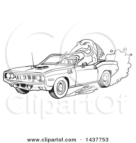 Plymouth Barracuda clipart #3, Download drawings