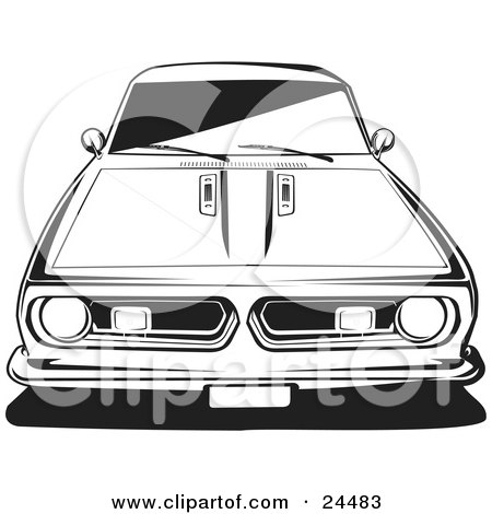 Plymouth Barracuda clipart #10, Download drawings