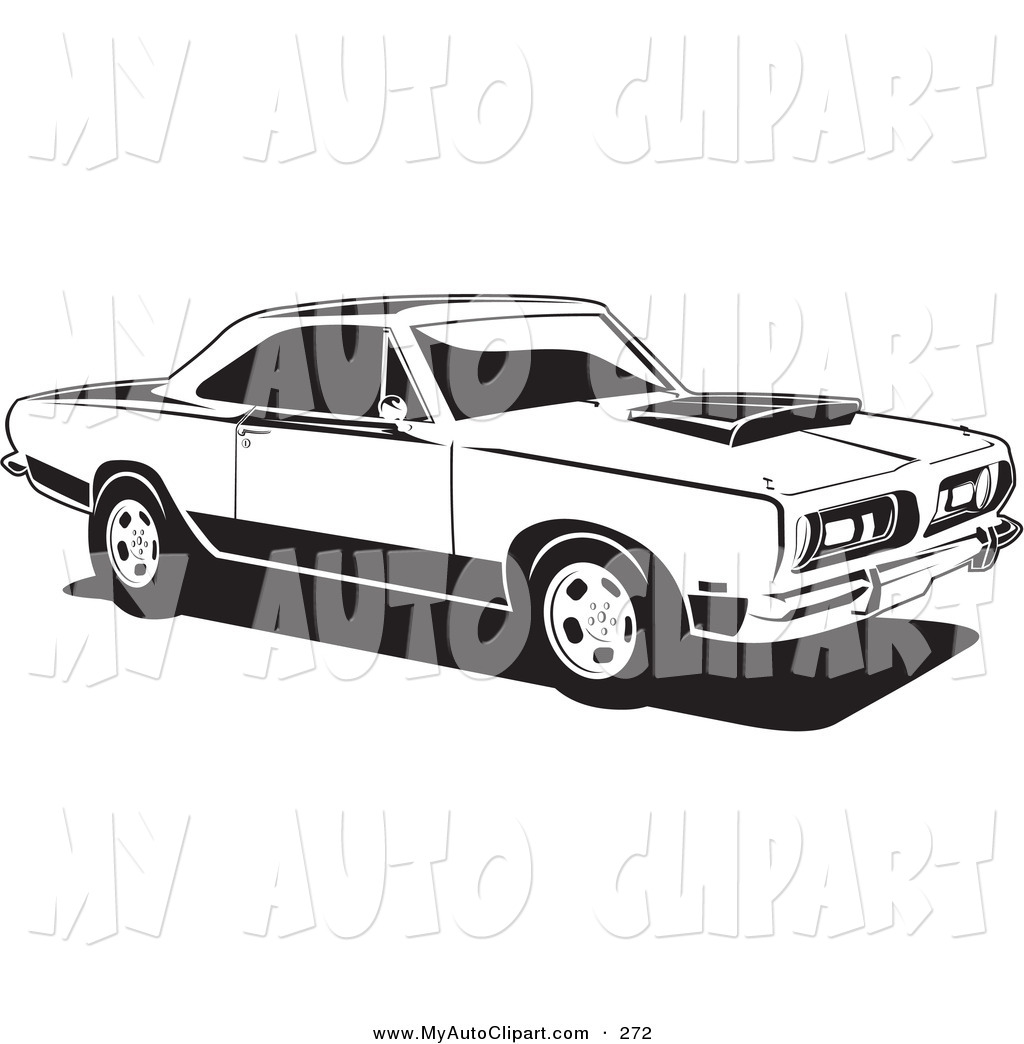 Plymouth Barracuda clipart #15, Download drawings