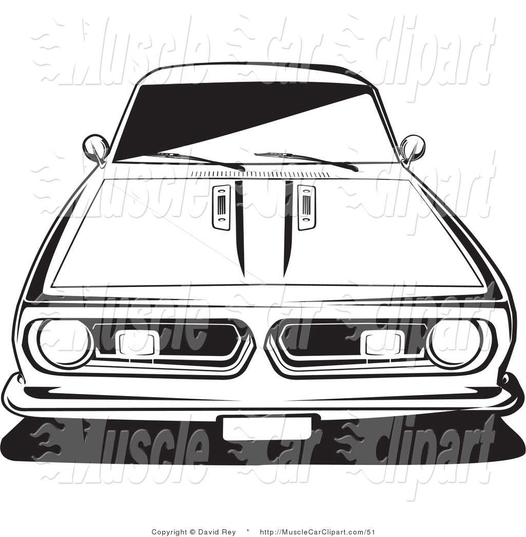 Plymouth Barracuda clipart #2, Download drawings