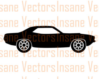 Plymouth Barracuda svg #19, Download drawings