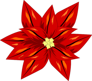 Poinsettia clipart #12, Download drawings