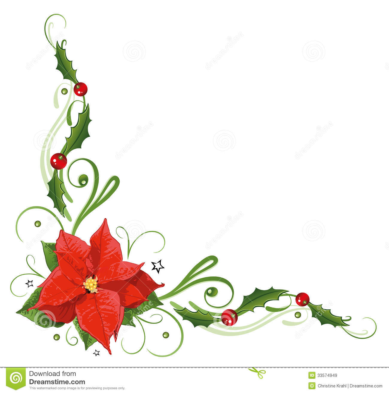 Poinsettia clipart #13, Download drawings