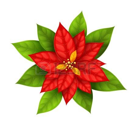 Poinsettia clipart #8, Download drawings