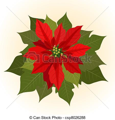 Poinsettia clipart #18, Download drawings