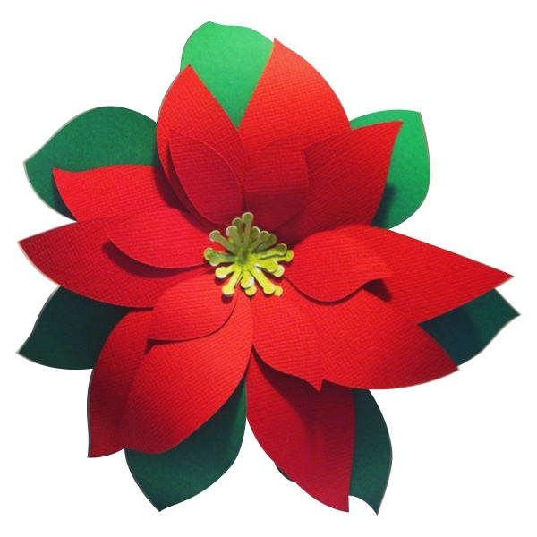 Poinsettia svg #16, Download drawings
