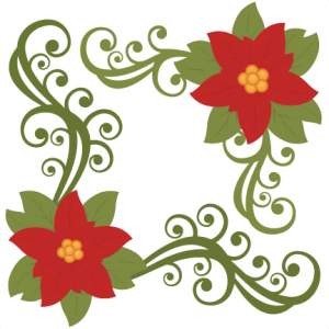 Poinsettia svg #18, Download drawings