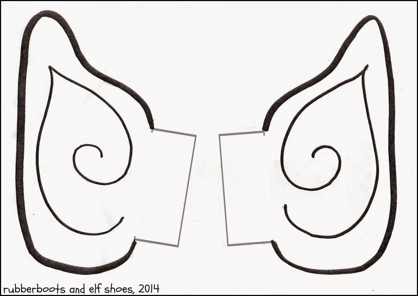 Pointed Ears clipart #19, Download drawings