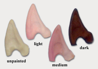Pointed Ears coloring #7, Download drawings