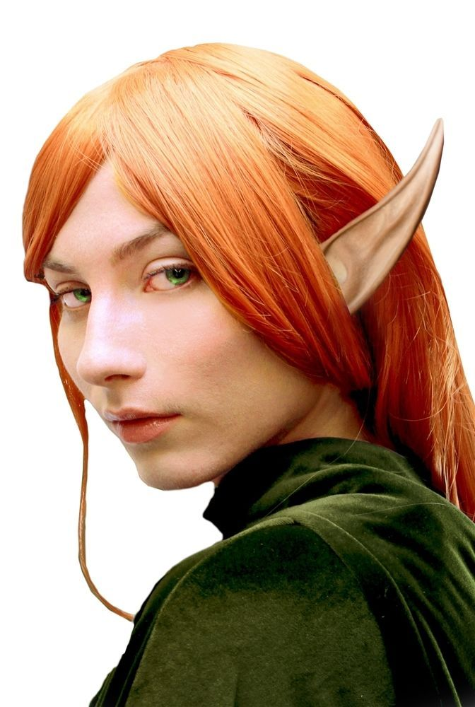 Pointed Ears coloring #2, Download drawings