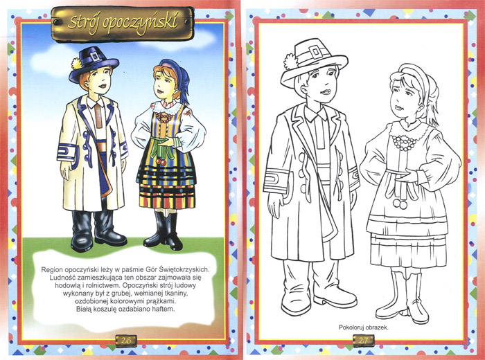Poland coloring #1, Download drawings
