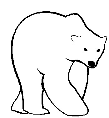 Polar  Bear clipart #14, Download drawings