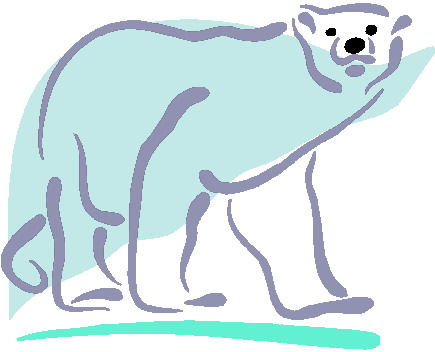 Polar clipart #1, Download drawings
