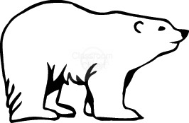 Polar  Bear clipart #6, Download drawings