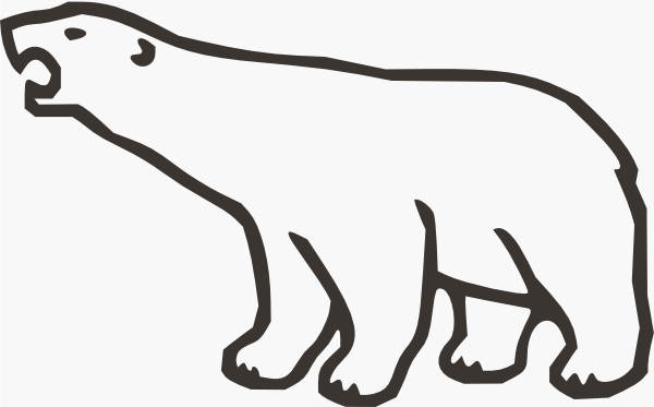 Polar  Bear clipart #7, Download drawings
