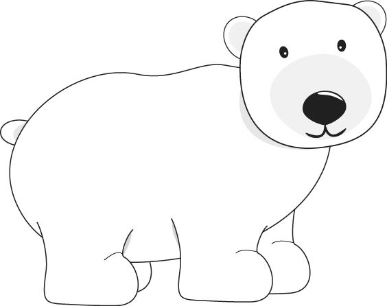 Polar  Bear clipart #11, Download drawings
