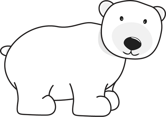 Polar  Bear clipart #19, Download drawings