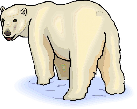 Polar  Bear clipart #10, Download drawings