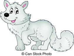 Polar Fox clipart #18, Download drawings