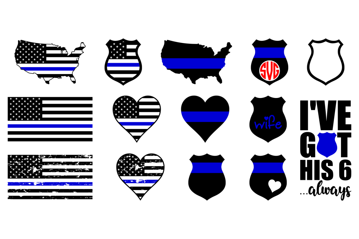 police svg #633, Download drawings
